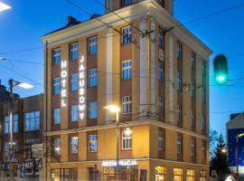 Jakubowy Hotel, hotel in Gdynia