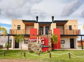 HG Apart, serviced apartment in Federación