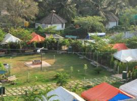 Coorg Adventures Tent Stay AND SPA, luxury tent in Kushālnagar