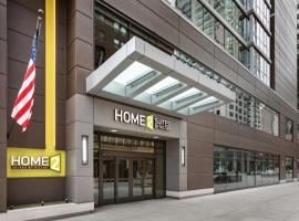 Home2 Suites By Hilton Chicago River North, hotel in Magnificent Mile, Chicago