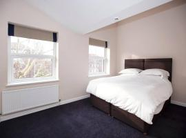 King Room with Private Toilet near Denmark Hill St, vacation home in London