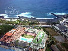 Apartamentos Bahia Playa, hotel que admite mascotas en Puerto de la Cruz