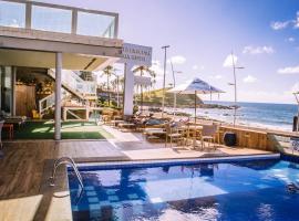 Monte Pascoal Praia Hotel Salvador, hotel near Bonfim Church, Salvador