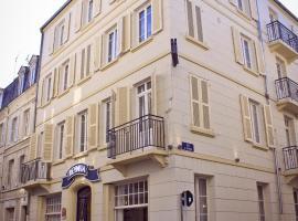 Hotel Le Reynita, hotel near Promenade des Planches, Trouville-sur-Mer