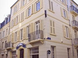 Hotel Le Reynita, hotel near Port Morny, Trouville-sur-Mer