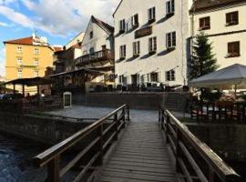 Depandance Edward Kelly, hotel v destinaci Český Krumlov