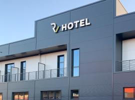 Hotel von Rotz, отель в городе Виль