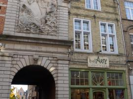 BelArté framing shop, self-catering accommodation in Ieper