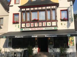 Hotel & Restaurant Bella Italia, Hotel in der Nähe von: Burg Eltz, Niederfell