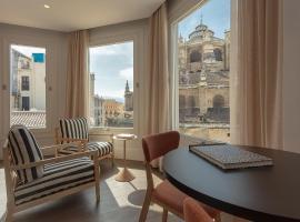 Casa Miravalle Apartamentos Catedral, alquiler vacacional en Granada