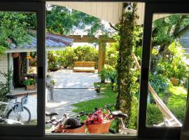 Pousada Jardim Coberto, hotel em Canela