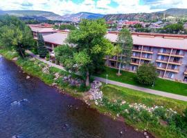 DoubleTree by Hilton Durango, accessible hotel in Durango