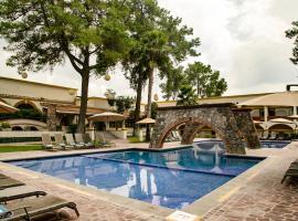 Imperio De Angeles, hotel en San Miguel de Allende