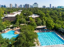 The Houstonian Hotel, Club & Spa, hotel in Houston