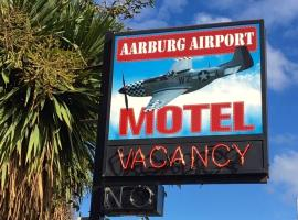 Aarburg Airport Motel, hotel near Christchurch International Airport - CHC,