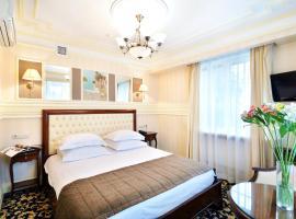 Отель Звезда, отель в Иркутске