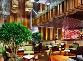 Silverland Sakyo Hotel, hotel near Vincom Shopping Center, Ho Chi Minh City