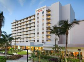 Courtyard by Marriott Miami Airport, hotel in Miami