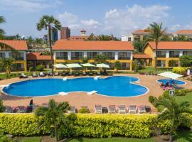 Hotel Palm Beach, hotel in Pointe-Noire