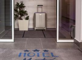 Hotel Metro, hotel poblíž významného místa Maďarský parlament, Budapešť