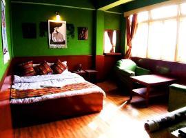 Hotel Rumtek, spa hotel in Gangtok