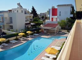 Palmasol Hotel, hotel near Filerimos, Ialysos
