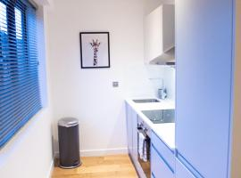 Stylish and Clean 1 Bed Apartment Maidenhead Town center, hotel in Maidenhead