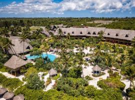 Zanzibar Queen Hotel, hotel v destinaci Matemwe