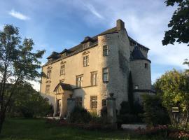 Chateau de Balsac, hotel near Rodez - Aveyron Airport - RDZ,