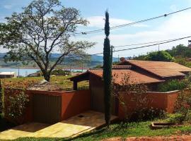Recanto Vita et Pax - Hospedagem e Passeio Náutico, pet-friendly hotel in São José da Barra