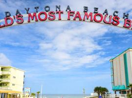 Super 8 by Wyndham Daytona Beach, hotel in Daytona Beach