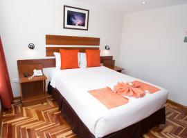 Hotel Arcangel, hotel cerca de Hatun Rumiyoc - Piedra de los 12 ángulos, Cuzco
