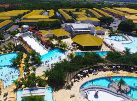 Lacqua diRoma Temporada, hotel in Caldas Novas