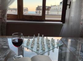 Corso Vittorio Emanuele Luxury house, luxury hotel in Salerno