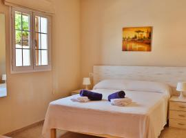 Vista Es Pujols, pet-friendly hotel in Es Pujols
