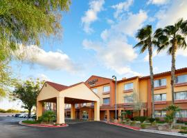 SpringHill Suites Tempe at Arizona Mills Mall, hotel in Tempe
