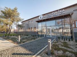 Novopolska - Hotel i Restauracja – hotel w mieście Kościan