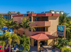 Coconut Cove All Suite Hotel, resort in Clearwater Beach