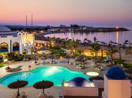Coral Sun Beach, hotel in Safaga