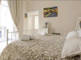 Borgo Santa Lucia Apartment, apartment in Naples