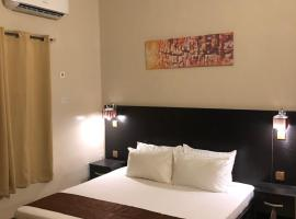Posh Apartments Business Hotel, hotel near Murtala Muhammed International Airport - LOS,
