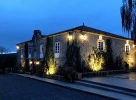 Pazo de Laia, guest house in Palas de Rei