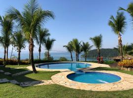 Casa com vista para o mar!, hotel perto de Ilha Araújo, Paraty