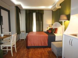 Taksim Residence, отель в Стамбуле, рядом находится Улица Истикляль