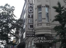 Hotel Weidenhof, hotel near Central Station Düsseldorf, Düsseldorf
