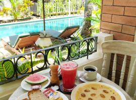 White Coconut Cottage, hotel in Gili Trawangan