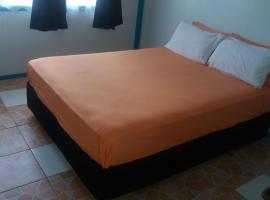 Aitutaki Budget Accommodation, guest house in Amuri