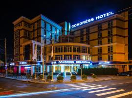 Congress Hotel Krasnodar, pet-friendly hotel in Krasnodar
