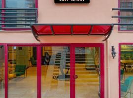 King's Suit Apart Otel, отель в городе Аланья