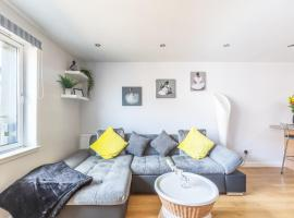 Cosy Apartment in Quiet City-Centre, hotel near Sir Chris Hoy Velodrome, Glasgow